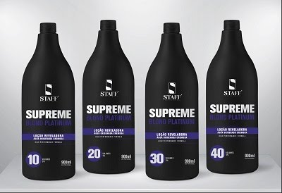 OX – SUPREME BLOND PLATINUM
